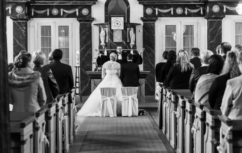 Hochzeit in Erfelden