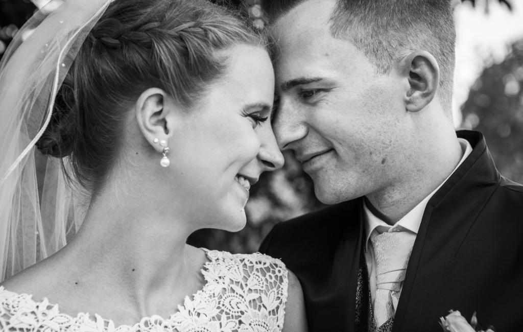 Hochzeitsshooting in Mönchbruch