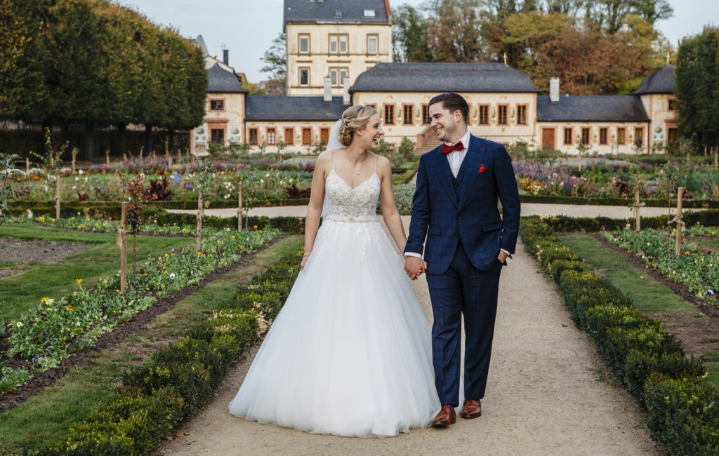 9,5 Stunden Hochzeitsreportage in Groß-Gerau & Darmstadt