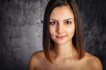 14-Studiofotografie Shooting Portrait Laura Fiederer Mörfelden-Walldorf